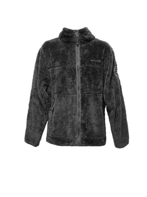 animal cl3wc122-031 full zip sherpa fleece pewter mensanimal cl3wc122-031 full zip sherpa fleece pewter mens