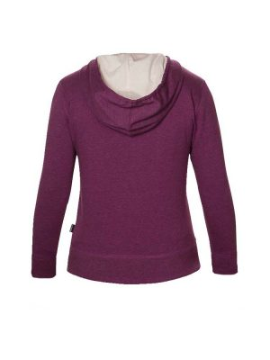dakine 10000917 atlantic hoody dark purple WomenS 2