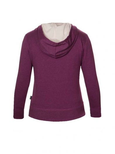 dakine 10000917 atlantic hoody dark purple WomenS 2