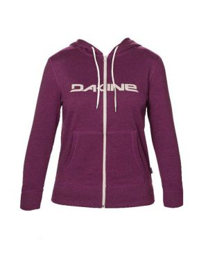 dakine 10000917 atlantic hoody dark purple Womens