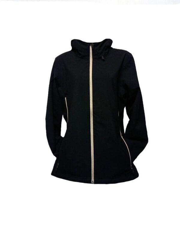 oneill trail shell 355116 jacket black ladies