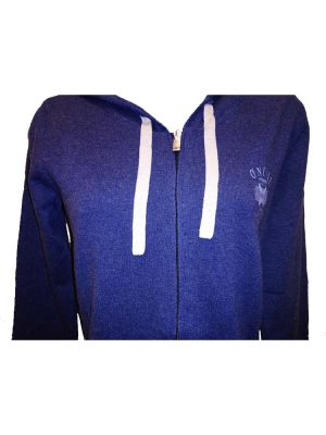 o'neill 306205 atlantic aerialpullover hoody blue ladies 2