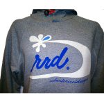 rrd flower wave hoody