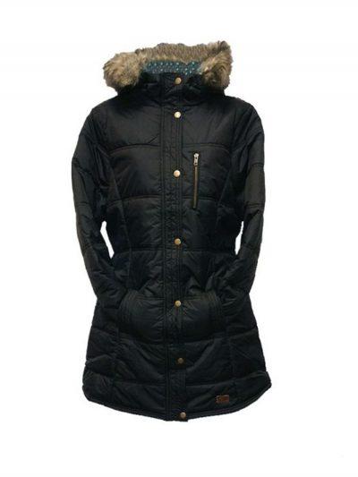 animal cl4we481 ladies padded jacket 2