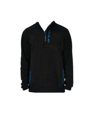 Animal CL5WG110-002 Half Zip Fleece Black Mens