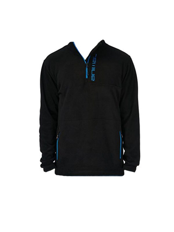 Animal CL5WG110-002 Half Zip Fleece Black Mens
