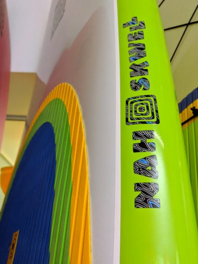 Nah Skwell Kool-Lime-Green