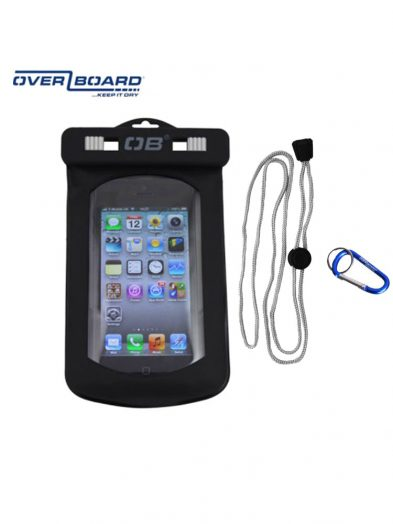 Overboard Waterproof Phone Case Pouch clear