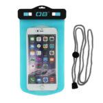 Overboard Aqua Phone Case