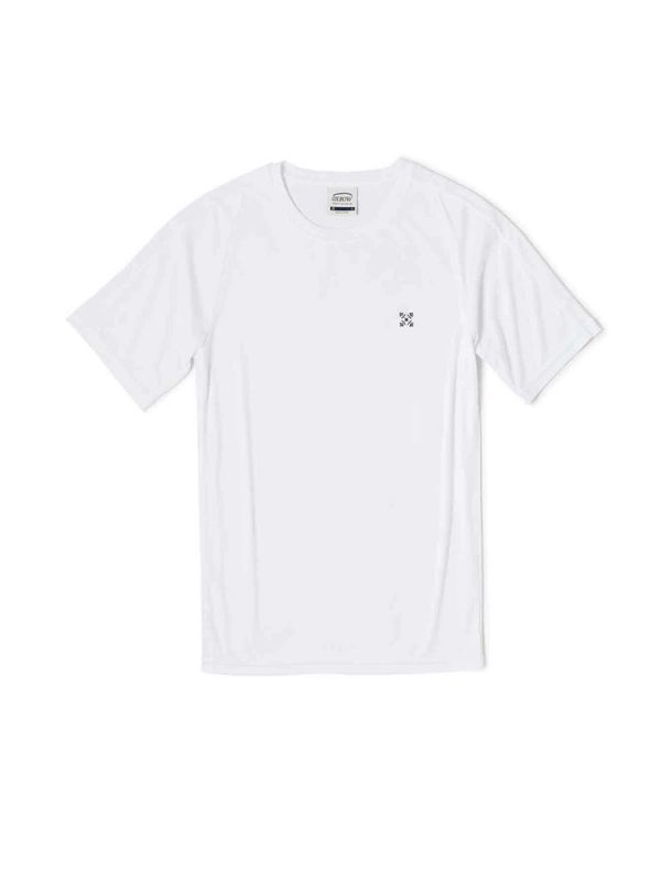 oxbow j1slim uv protection t shirt white mens