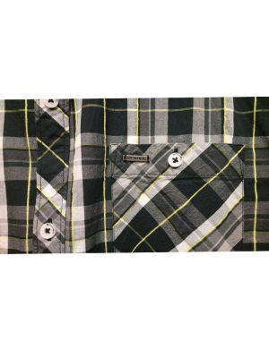 animal cl5sg113 short sleeved shirt mens pocket