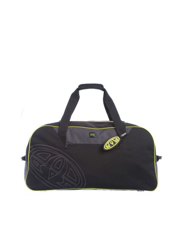 animal supergrip lu4we203 002 110 litres holdall black