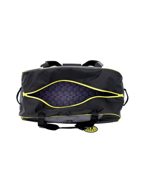 animal supergrip lu4we203 002 110 litres holdall black top