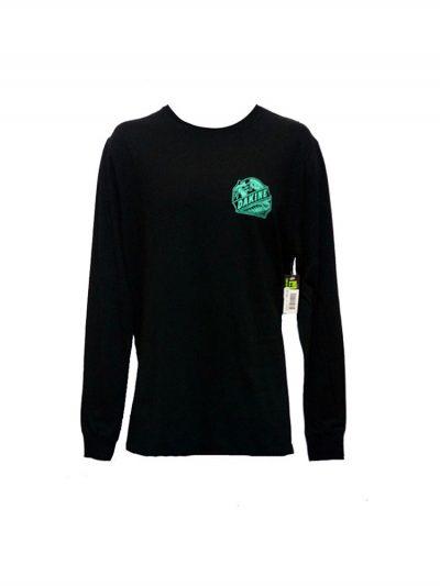 dakine twin peaks long sleeve t shirt black mens 1