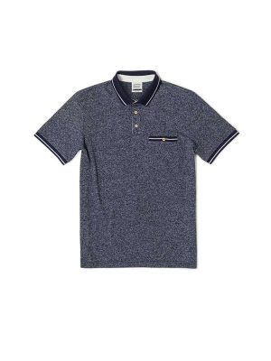 oxbow j1obrego polo shirt marine mens