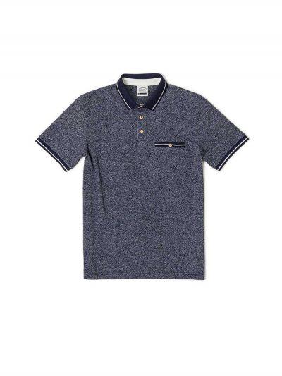 oxbow j1obrego polo shirt marine mens