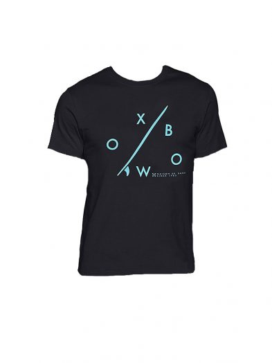 oxbow j1tarida t shirt black mens