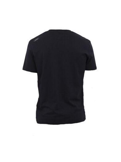 oxbow j2thundor t shirt black mens back