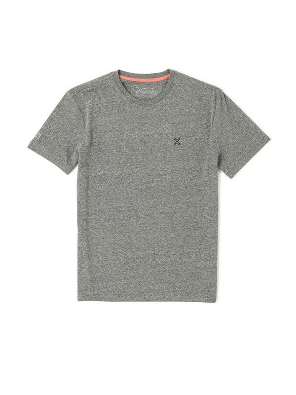 oxbow j2tyland t shirt grey mens