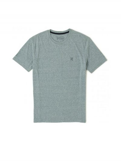 oxbow j2tyland t shirt teal mens