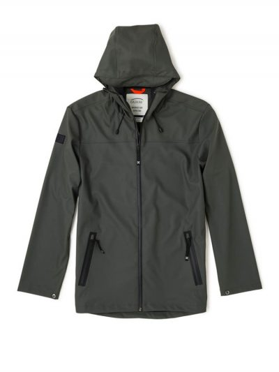 oxbow j2vrainy jacket shadow mens