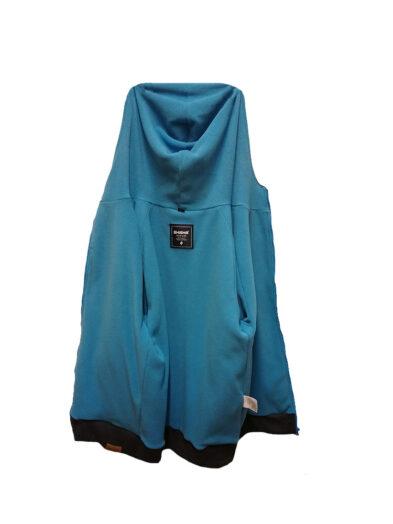 shisha 5w2817 frost full zip hoody anthracite mens inside
