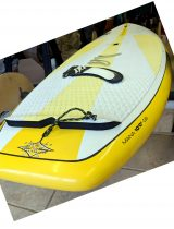 "Second Hand Naish Mana GS 10' x 33"" 190ltr Wide Style Wave Solid Paddleboard SUP"
