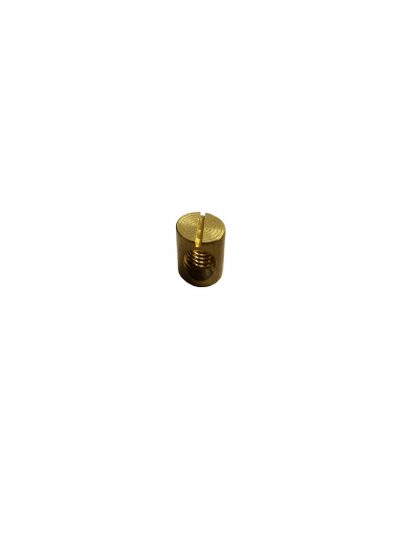 Small Brass Barrel windsurfing fin inserts