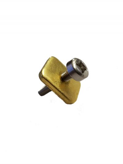 US Fin Bolt Brass SUP Windsurf