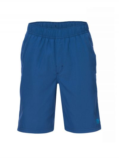 animal cl7sl003 x06 banta elasticated boardshorts mens navy