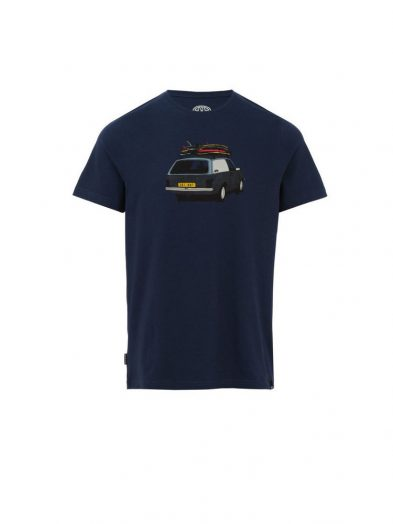 animal cl7wl006 f94 t shirt navy mens