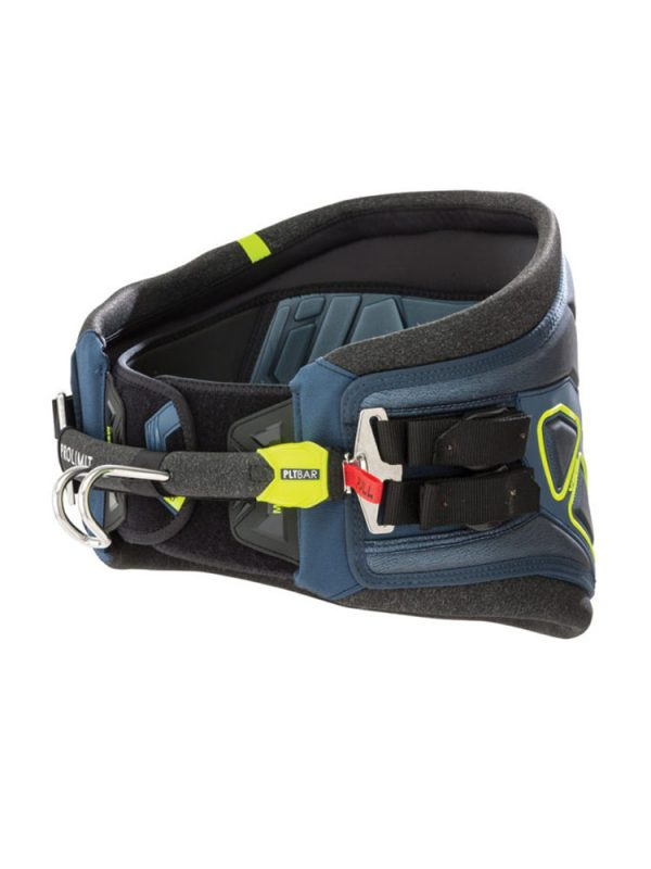 pro limit team wave windsurfing harness 2018 yellow blue