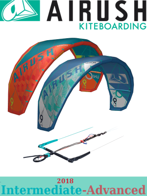 2018 Union III Kite Bar and Pump