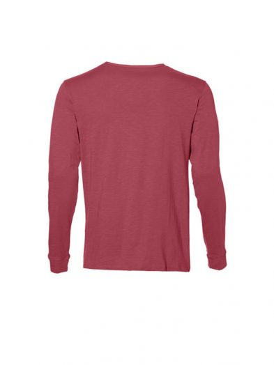 oneill 8a2104 3063 jacks base longsleeve tee shirt holly berry mens back