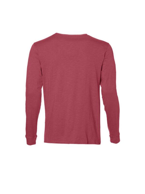 oneill 8a2104 3063 jacks base longsleeve tee shirt holly berry mens back