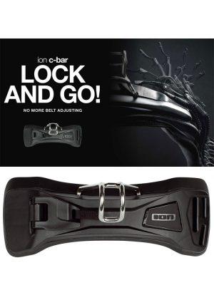 Ion C Bar Lock and Go! No More belt adjusting!