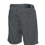 O'Neill Friday Night Chino Shorts Asphalt Back