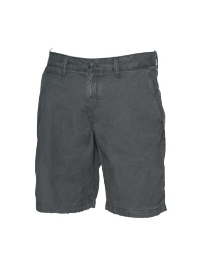O'Neill Friday Night Chino Shorts Asphalt Front