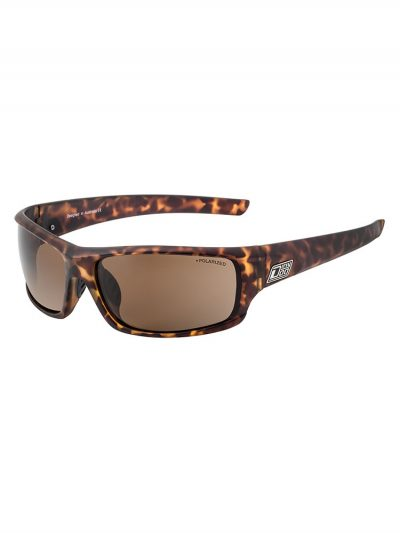 dirty dog 53366 m clank matt tort frame brown polarised lens