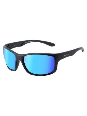 dirty dog 53432 splint satin black frame grey ice blue polarised lens