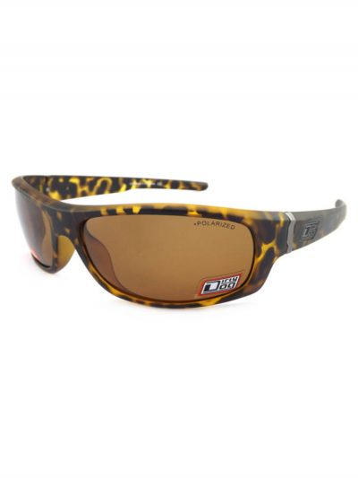 dirty dog 53532 bat satin tort frmae brown polarised lens