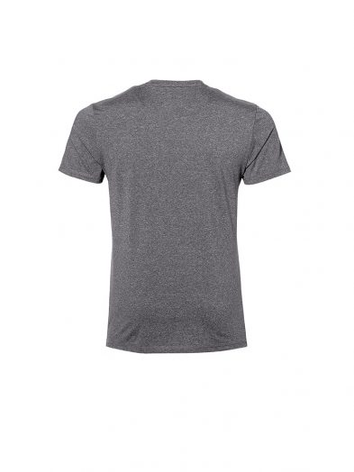 oneill 8a1715 re issue hybrid tee ahirt dark grey melee mens back