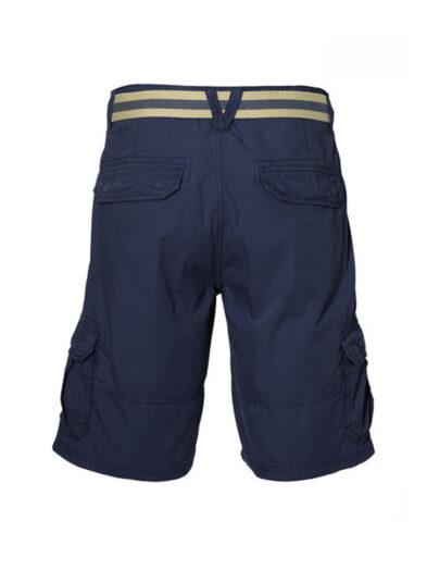 oneill 8a2506 5056 beach break cargo shorts ink blue mens back