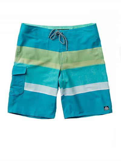 reef ra3f75blu marcos shorts blue mens