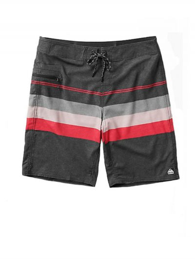 ra3f6ybla reef peeler shorts black mens