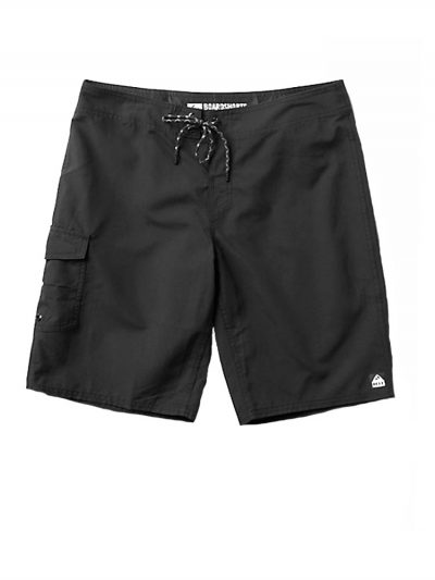 reef ra3f91bla lucas 3 boardshorts mens black