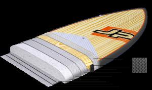 Fusion 2018 JP wood paddleboard sup