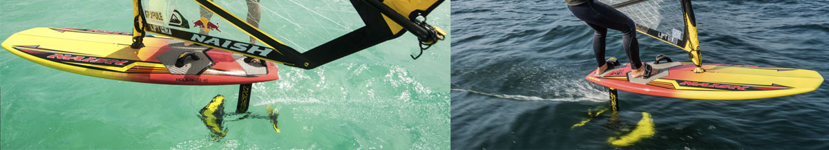 Naish Windsurfing Hydro Foiling