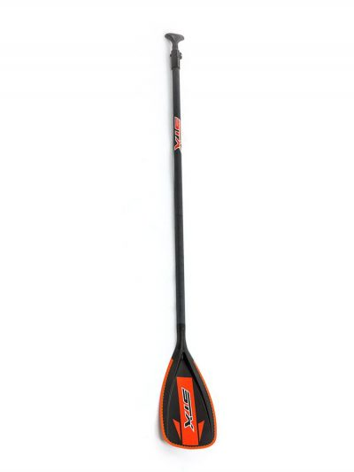 STX 3 part Sup paddleboard paddle orange
