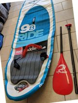 Second Hand 9'8 Red paddle co ride 2016 package